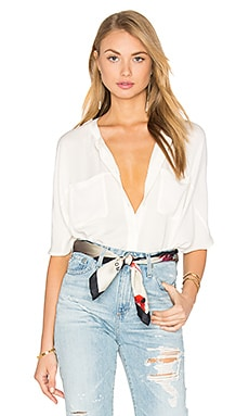 Karrly Top en Canvas White