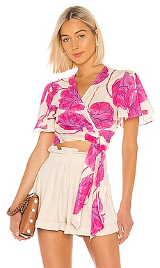 Hailey Top Diane von Furstenberg $66