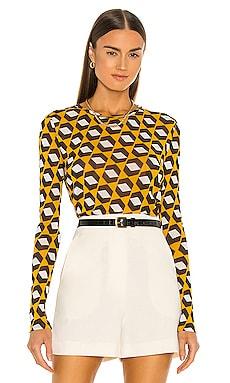 Logan Top Diane von Furstenberg $168