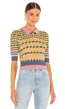 Jenny Sweater Top Diane von Furstenberg $278