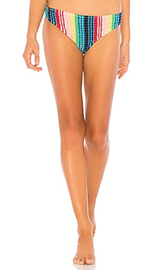 Smocked Cheeky Bikini Bottom Diane von Furstenberg $24 (FINAL SALE)