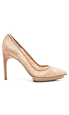 Madrid Heel in Nude