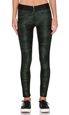 DWP Carly Legging in Camo Army
