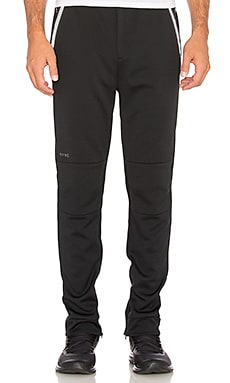 Fresnel Contrast Panel Pants