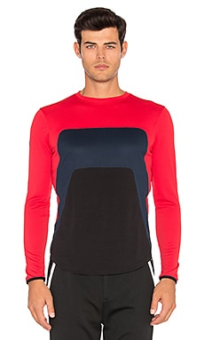 Roemer Paneled Long Sleeve