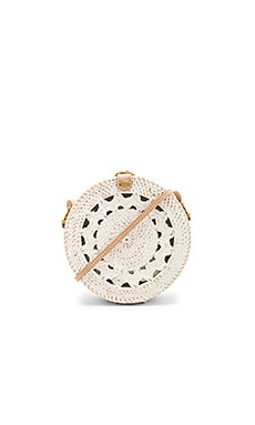 Medium Round Classic Bag ellen & james $99 BEST SELLER