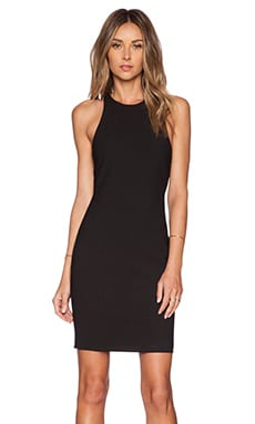 Elizabeth and James Oriana Dress in Black