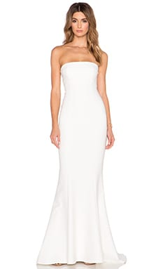 Elizabeth and James Kendra Dress in Ivory