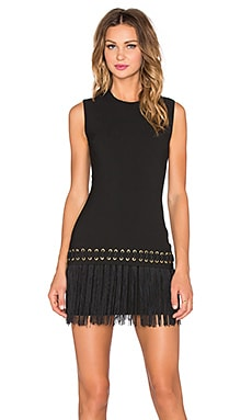 Elizabeth and James Eron Dress in Black