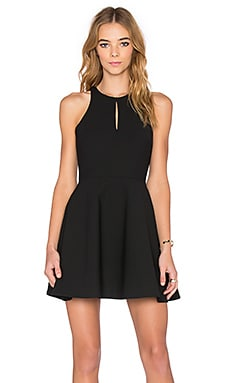 Elizabeth and James Scout Dress in Black