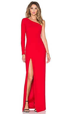 Elizabeth and James Palila Dress in Red