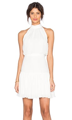 Elizabeth and James Carlita Dress in Ivory