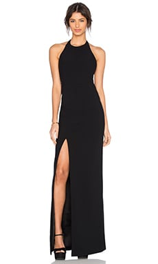 Elizabeth and James Ventus Dress in Black