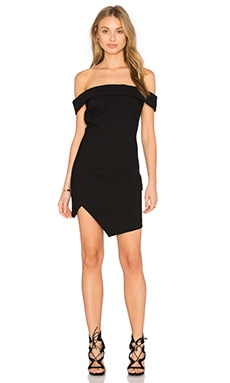 Martika Dress in Black