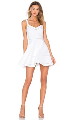 Elizabeth and James Pecini Dress in Ivory