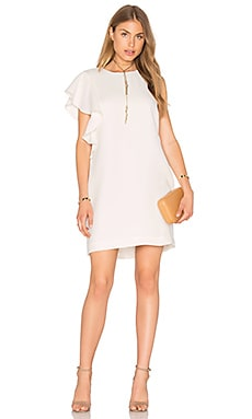 Luca Dress in Ivory