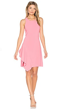 Hattie Dress in Bubblegum