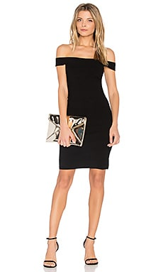 Linden Dress in Black