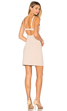 Huette Buckle Back Dress