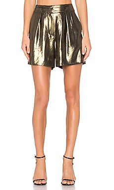 Paxton Short in Gold