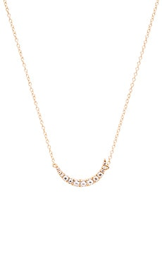 Elizabeth and James Apollo Necklace in Yellow Gold