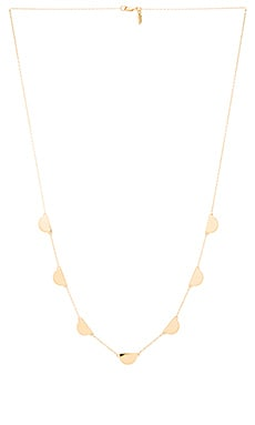 Elizabeth and James Ita Necklace in Yellow Gold