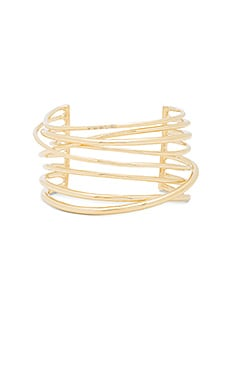 Roxy Cuff en Or Jaune