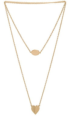 Harper Necklace in Gold
