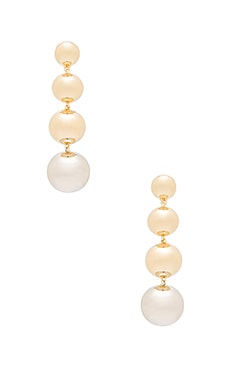 Vivi Earrings Elizabeth and James $96
