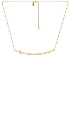 Elizabeth and James Stella Necklace in Gold