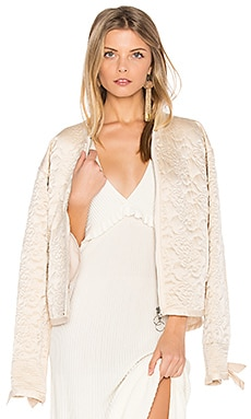 Daisy Jacket in Eggshell