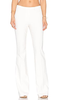 Elizabeth and James Hanlon Trouser in Ivory