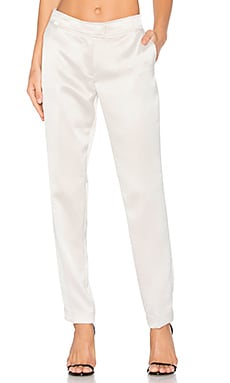Wallace Pant in Champagne