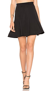 Vance Skirt in Black