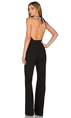 Elizabeth and James Britta Jumpsuit in Black