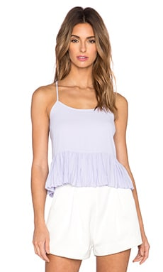 Elizabeth and James Vickie Top in Lavender