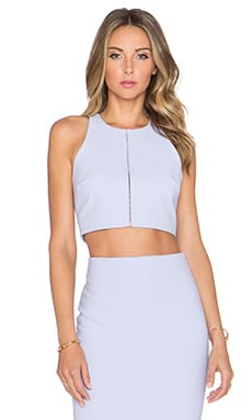 Elizabeth and James Corrin Top in Lavender