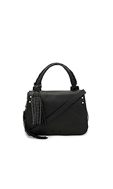 Trapeze Crossbody in Black