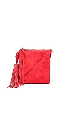 Sara Crossbody in Ruby