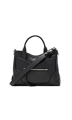 Andie Satchel Bag in Black