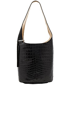 Finley Courier Bag en Noir