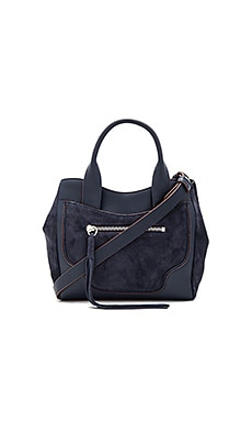 Andie Mini Satchel Bag in Royal