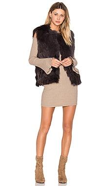 Helen Fox Fur Vest