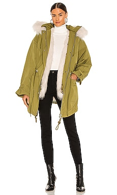 Morganna Parka EAVES $291
