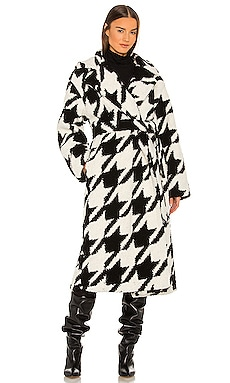 Arlo Coat EAVES $398 NEW
