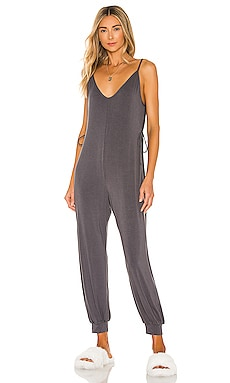 Finley Knotted Jumpsuit eberjey $74