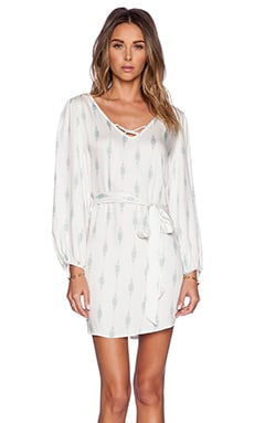 eberjey Voyeur Mika Dress in Iceberg