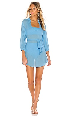 Summer Of Love Brenna Dress eberjey $110
