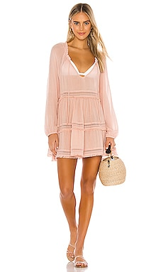 Summer Of Love Sofia Dress eberjey $179 NEW ARRIVAL