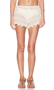 eberjey Spice Dylan Shorts in Natural